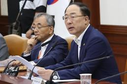 .Top economic official concerned about prolonged conflict and Japans arbitrary judgement.