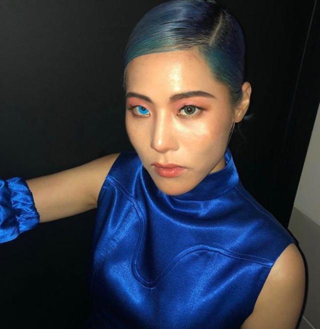 [슬라이드 #SNS★] 가수 수민, 보면 볼수록 빠져드는 R&B 여신