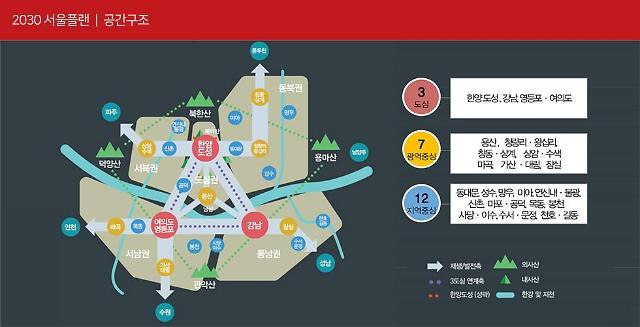 2030 서울플랜 서부 신(新) 전략거점…서부운전면허시험장·연신내·온수 등 3곳 선정