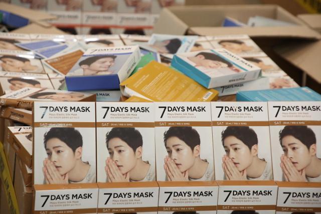 韩国近五年查处78万余件假冒化妆品