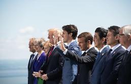 """.G20之后G7也成""""无用之物""""……各国分歧中""""或为史上最低调会谈""""."""