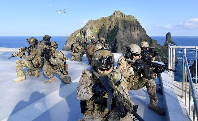 S. Korea completes two-day military exercise around disputed islets