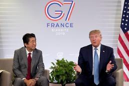 .特朗普G7峰会指责韩国外交安保政策:金正恩觉得韩国很可笑.