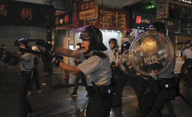 报告:香港事态长期化或重创韩国对华出口