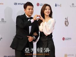 .第14届首尔国际电视节今日举办 金南佶张娜拉等出席红毯活动.