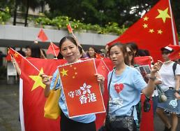 .人民日报:坚决不容美国插手中国香港事务.