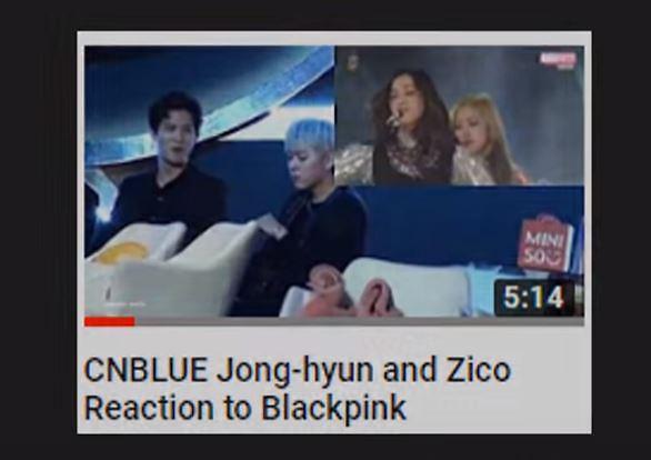 """네티즌, 이종현 """"예뻐"""" 습관...유튜브 성지에서 찾았다"""