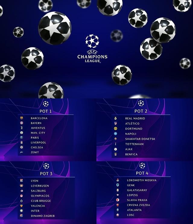 [UEFA 챔피언스리그] 챔스 조추첨 중계 일정은? 온라인은 카카오티비…32강 조추첨 방식은?