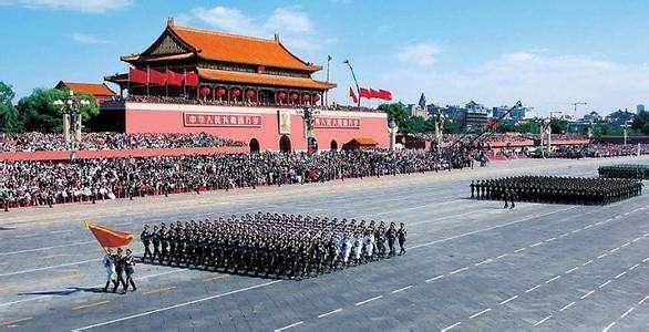 내우외환 시달리는 中…국력 과시용 최대규모 열병식 개최