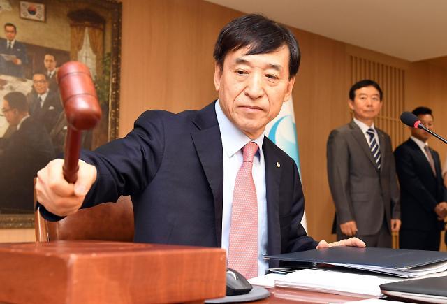 韩国央行维持基准利率1.50%不变 10月或进一步下调