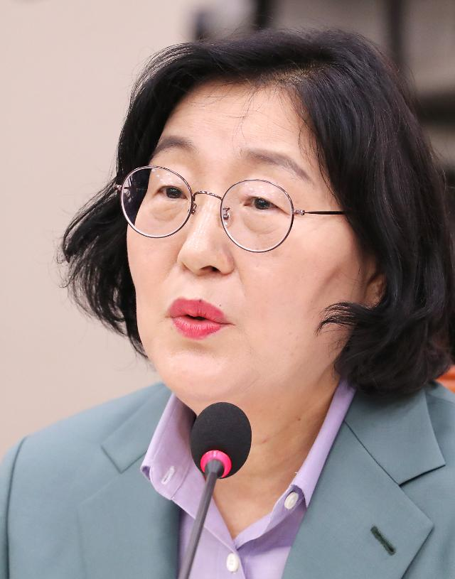 """조국 이어 이정옥 후보자도 자녀입시 특혜 논란...""""송구스럽다"""" 사과(종합)"""