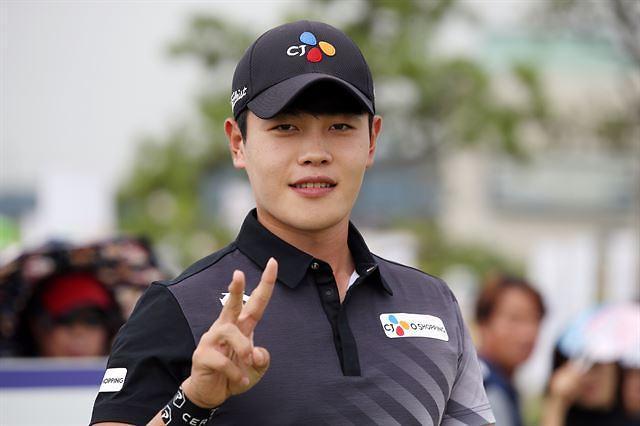루키 이재경, 하반기 개막전 부산경남오픈서 '생애 첫 우승'