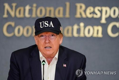 """트럼프 """"9월도 미중 무역협상 진행...중국과 대화 계속"""""""