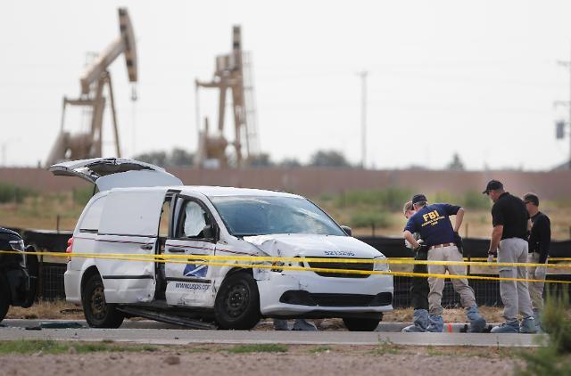 [포토] 美 텍사스서 또 총기난사...7명 사망