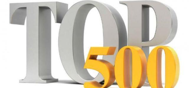 中 500대 기업, IT 약진 車·가전 고전…화웨이 순위 상승