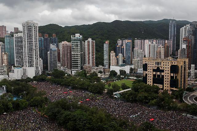 홍콩시위가 바꾼 현지 외국인의 일상