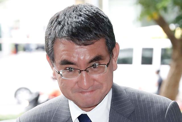 日 아시아 외교 핵심인사 교체... 고노 다로 교체설도 나와