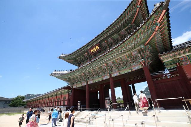 [AJU VIDEO] 韩国古宫王陵将在中秋节假期免费开放