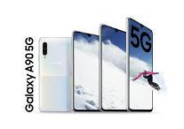 サムスン電子、5G普及型「ギャラクシーA90」今月4日に発売