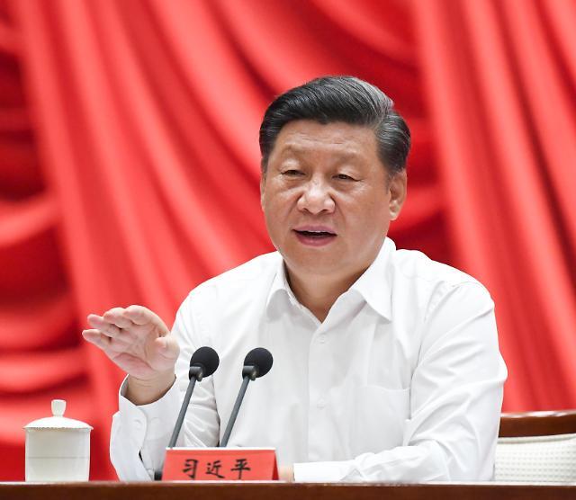 신중국 건국 70주년 앞둔 시진핑 장기적 중대한 투쟁 강조
