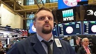 [Thị trường chứng khoán toàn cầu] Thị trường chứng khoán New York giảm 1,08%, chịu ảnh hưởng từ cuộc áp thuế của Mỹ và Trung Quốc.