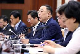 .洪楠基:投入1.6万亿韩元资金支援投资和内需.