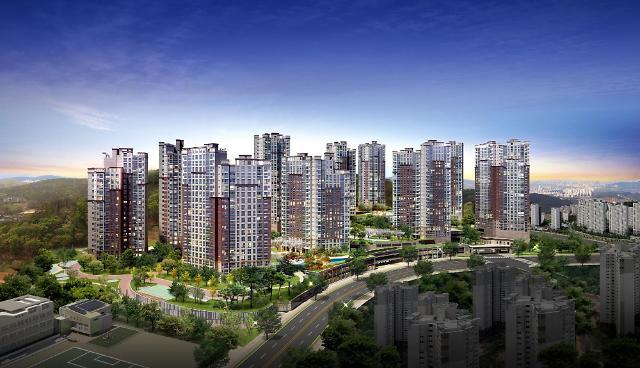 동양건설산업, 검단신도시 검단 파라곤 887가구 완판