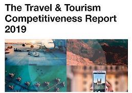 .2019年韩国旅游业竞争力排全球第16.