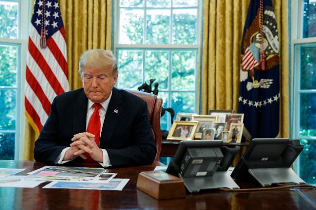 特朗普再向朝鲜释放对话信号