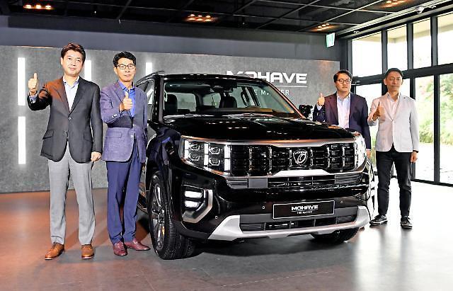 起亚汽车副社长权赫浩:以霸锐、Seltos、K7等新车将主导韩国市场