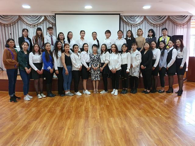 경인여대, 몽골 국립대학과 공동학위프로그램 성공