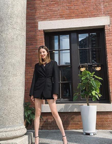 모델 아이린, 황금비율+패션센스…일상이 화보 #인플루언서