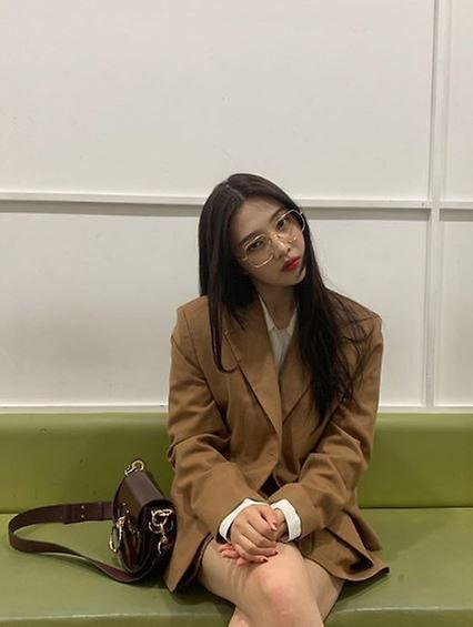 레드벨벳 조이, 장윤주가 극찬한 '귀여운 섹시 다이너마이트'