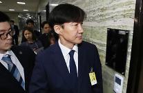 曺国氏、「大統領候補は理屈に合わない・・・全く興味なし」
