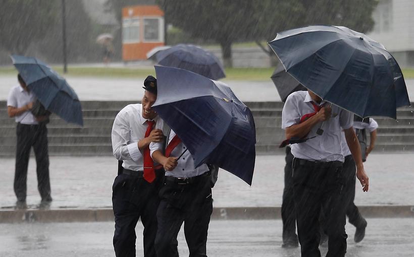 북한도 태풍 '링링' 피해 속출...조선중앙TV 이례적 신속 보도