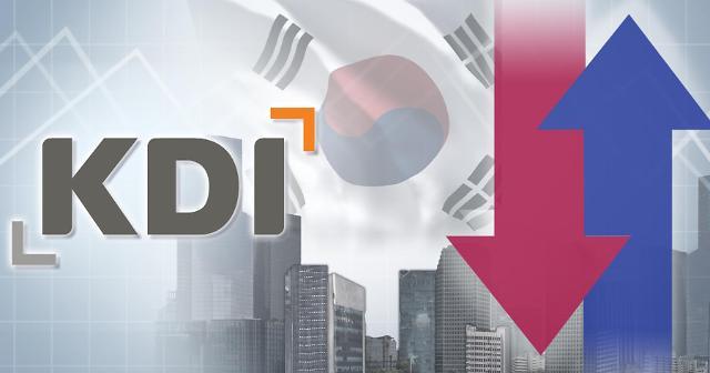 "KDI连续6个月对韩国经济予以""低迷""评价"