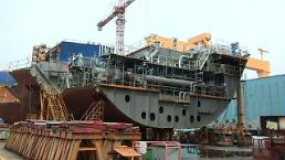 .韩8月造船厂订单量排世界第一.