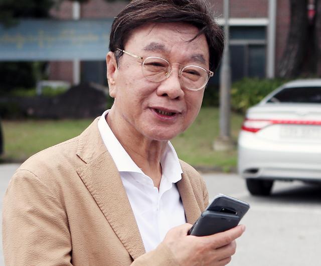 [포토] 표창장 논란 입장 밝히는 최성해 동양대 총장