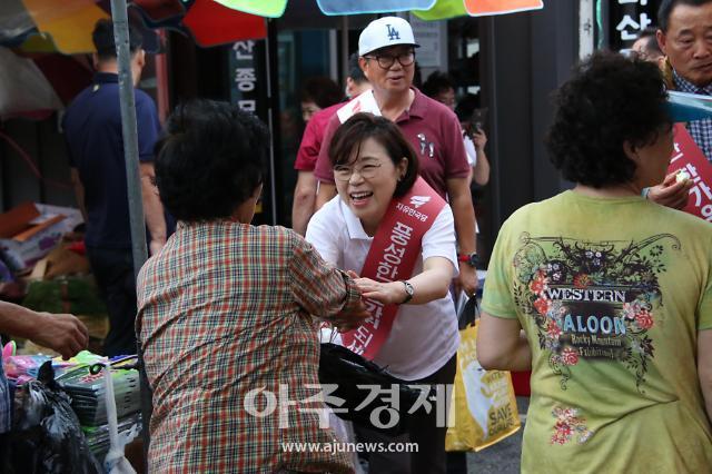 김정재 의원, 추석맞이 민생행보 박차