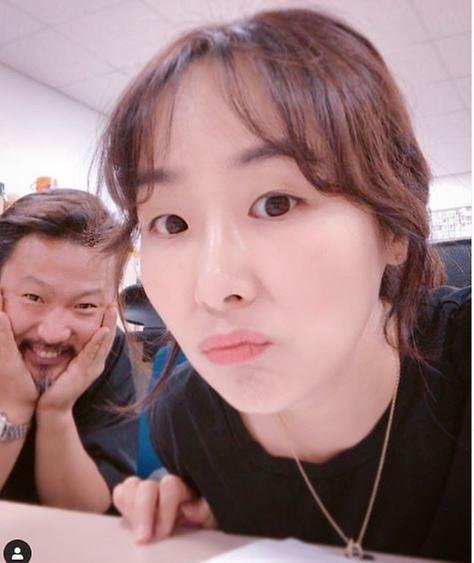 성우 정형석♥박지윤 럽스타그램