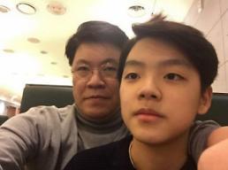 """.国会议员儿子上演韩版""""我爸是李刚"""" 酒驾撞人欲给6万私了."""