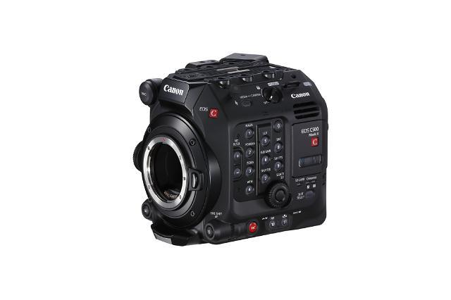 캐논, 5.9K 시네마 카메라·디스플레이 발표