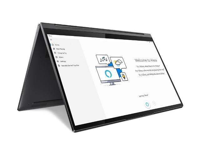 [IFA 2019] 레노버, 인공지능 탑재한 요가 노트북 공개