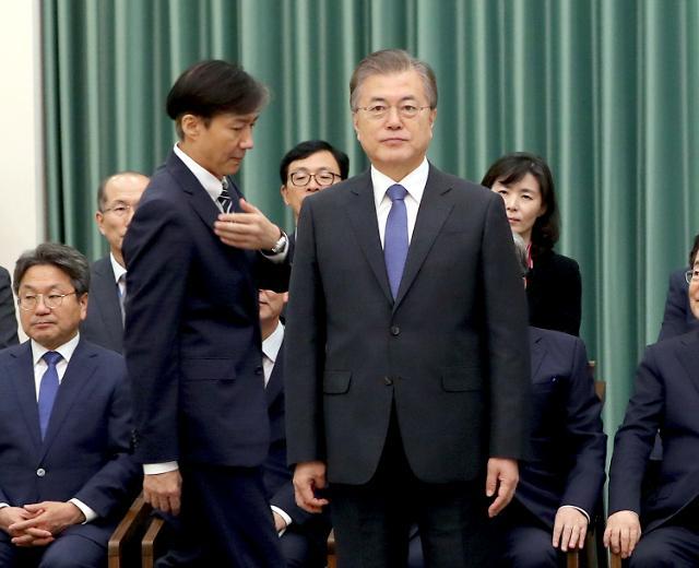 文정부, 국회 청문보고서 채택없이 임명된 장관급 16명→22명 대폭 증가