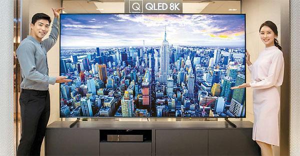 "LG首次公开怼三星:你们的8K电视是""假8K"""