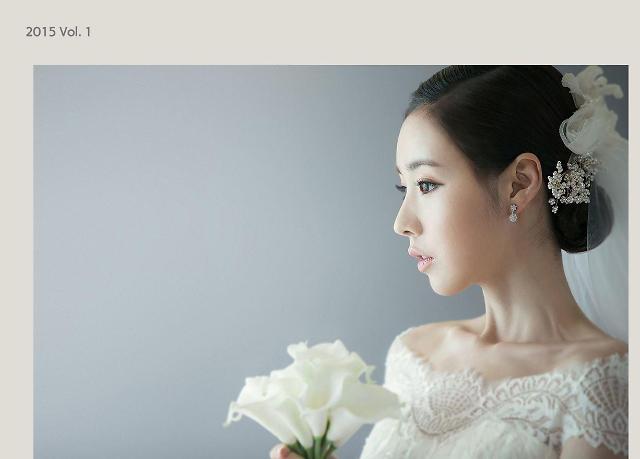 [슬라이드 #SNS★] 간미연, 황바울과 결혼설에 2015년 웨딩화보가 웨딩사진으로