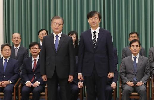 윤석열, 법무부장관 구속하는 첫 총장 되나