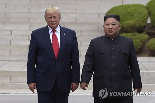 트럼프 北협상 의지 긍정 평가...9월 북미 협상 성사될까