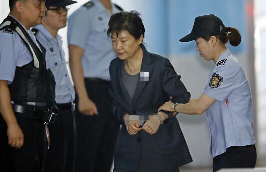 朴槿惠申请监外执行再被拒