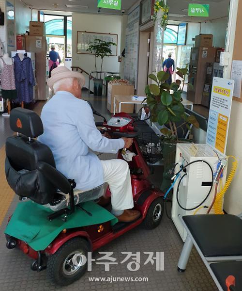 성남시, 장애인 전동보장구 급속충전기 39개 추가 설치